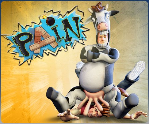 PAIN: The Hoff Character [Online Game Code - Game Add-on]