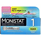 Monistat Combination Pack, 1-Ovule Insert with Applicator & External Cream