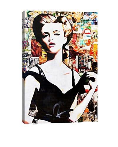 Annie Terrazzo It Looks Like Plastic Giclée on Canvas