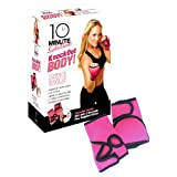 10 Minute Solution: Knockout Body Workout Kit w/Weighted Gloves