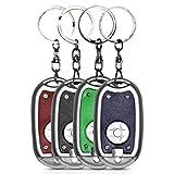 """20 x HC-Handel 911918 Schlüsselanhänger Taschenlampe """"Vorm"""" 6 cm sortiert"""