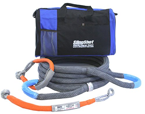 Best Price! 1 x 20' Kinetic Energy Rope - Recovery Kit