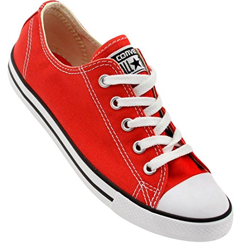 Converse All Star Chuck Taylor Dainty OX 547155F Women's Fashion Casual Shoes Carnival 9 B(M) US