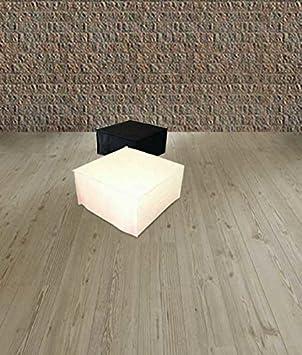 Letto Singolo Con Materasso Prezzo.Ponti Divani Cube Pouf Letto Singolo Con Materasso H 10cm Di