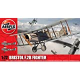 Airfix A01080 Bristol Fighter F2B 1:72 Scale Series 1 Plastic Model Kitby Airfix World War II...