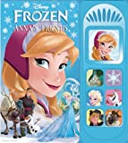 Disney Frozen: Little Sound Book