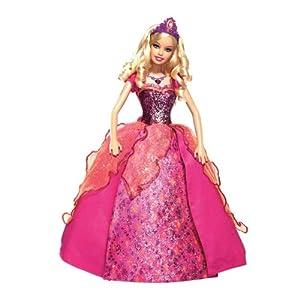Amazon.com: Barbie® & The Diamond Castle Princess Liana Doll: Toys
