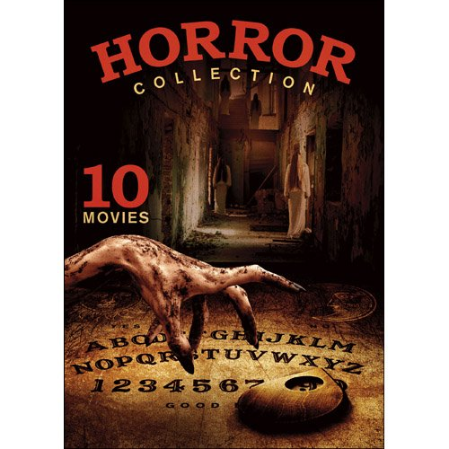 10-Movie Horror Collection, Vol. 15 (Full Frame, 2 Pack, Slim Pack, Widescreen, 2PC)