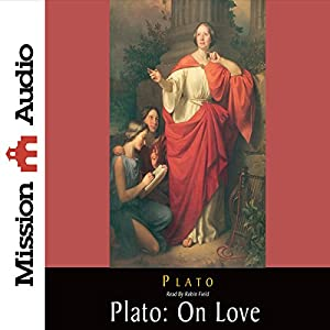 Plato: On Love Audiobook