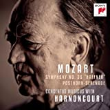 Nikolaus Harnoncourt Mozart: March in D Major K. 335, Serenade in D Major K. 320