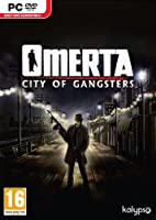 Omerta - City of Gangsters (PC DVD)