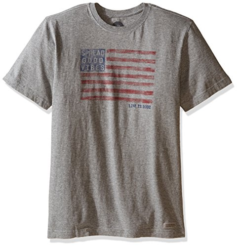 life-is-good-mens-good-vibes-flag-crusher-tee-heather-gray-medium