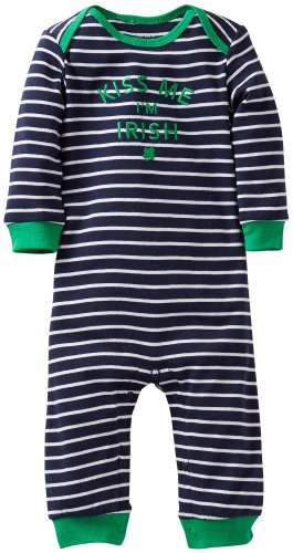 St Patricks Day Baby Outfit front-1052010