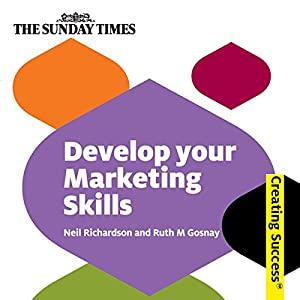 Develop Your Marketing Skill Audiobook