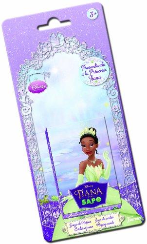 Imagen 1 de Fournier - Baraja princesa tiana blister