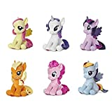 My Little Pony Seated 10 Inch Plush 6 Pack