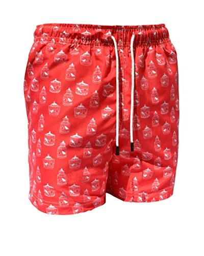 98 Coast Av. Men's Cages Shorts