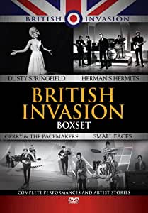 British Invasion Boxset [DVD]