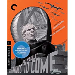Things to Come (Criterion Collection) [Blu-ray]