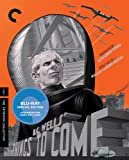 Criterion Collection: Things to Come [Blu-ray] [1936] [US Import]