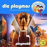 echange, troc Simon X. Rost - Die Geheimnisvolle Sphinx - CD10 (Playmobil)