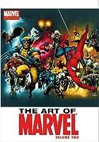The Art of Marvel: v. 2