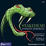 Anthony Horowitz Snakehead [German Import]
