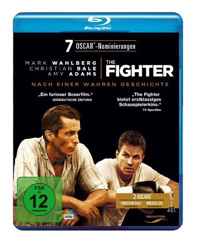 The Fighter Bd [Blu-ray] [Import anglais]