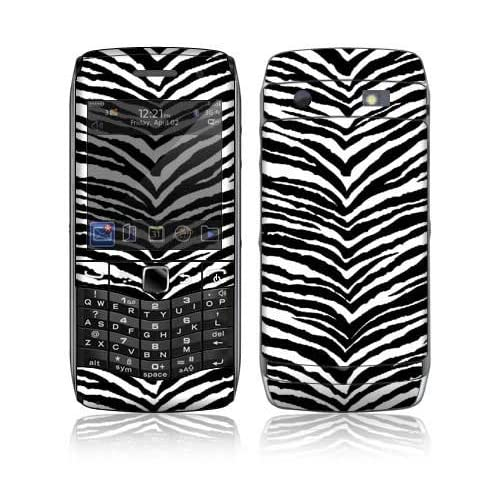 Black Zebra Skin Decorative Skin Cover Decal Sticker for BlackBerry Pearl 3G 9100 9105 Cell Phone