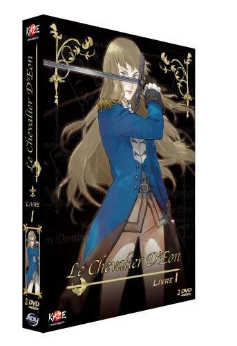 le-chevalier-deon-livre-1-edition-collector