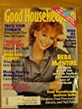 img - for Good Housekeeping Magazine March 1997, Reba McEntire cover, when sex hurts, miracle face creams, going back to work book / textbook / text book