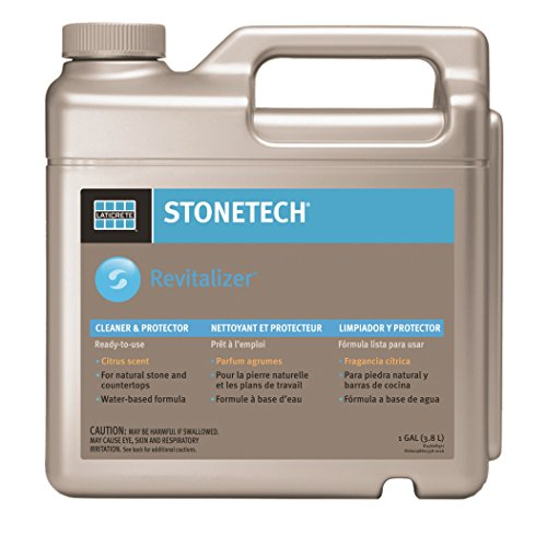 StoneTech RTU Revitalizer, Cleaner & Protector for Tile & Stone, 1-Gallon (3.785L), Citrus Scent (Granite Cleaner With Sealer compare prices)