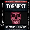 Torment Audiobook by Raymond Benson Narrated by Chet Williamson