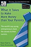 img - for 50 Interviews: Young Entrepreneurs - What it Takes to Make More Money than Your Parents (Vol. 1) book / textbook / text book