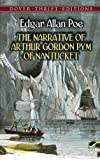 The Narrative of Arthur Gordon Pym of Nantucket (Dover Thrift Editions) by Edgar Allan Poe unknown Edition [Paperback(2005)]