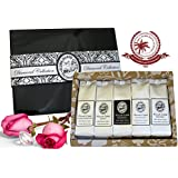100% Pure Kona Coffee Sampler Gift, Limited Edition for Christmas, Birthdays, Business Gifts, and All Occasions, Ground Coffee, Brews 60 Cups