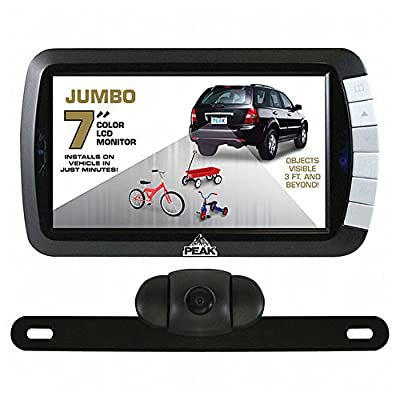 12V Wireless Rear Camera Back-up System from The Rear View Camera Center