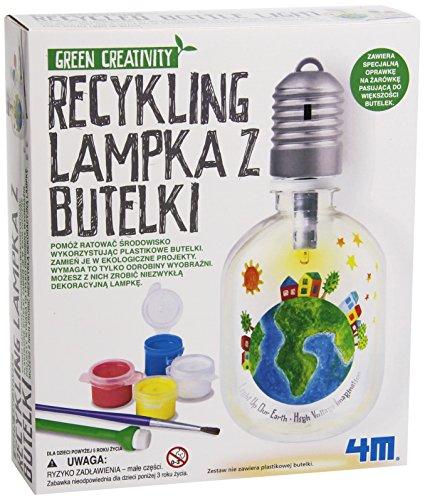 Green Science Recycled Bottle Light - Flaschenlicht