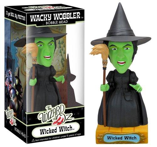 Funko Wizard of Oz: Wicked Witch Wacky Wobbler