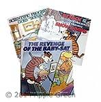 Calvin and Hobbes Trio: 3 books: Scie...