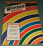 img - for Wonder Stories September 1932 Volume 4 Number 4 book / textbook / text book