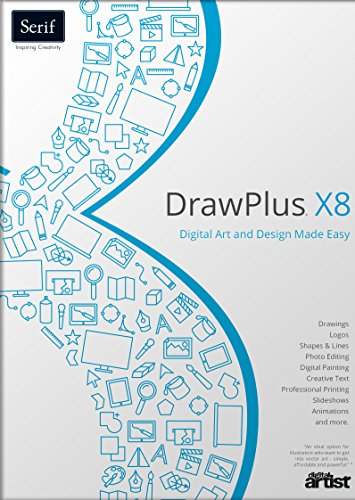 US Serif Software DrawPlus X8 (Photo Plus Software compare prices)