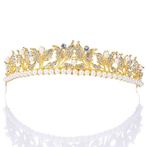 remedios-blatt-inspiriert-gold-braut-diadem-stirnband-hochzeit-prinzessin-krone-mit-perlen