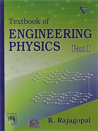 Download Textbook Of Engineering Physics Pt I Book K Rajagopal Pdf