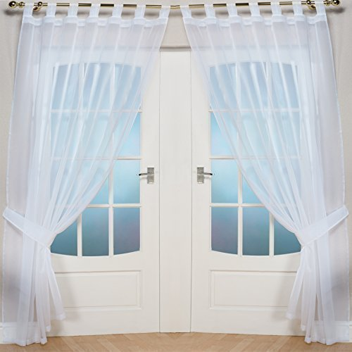 pair-of-john-aird-woven-voile-tab-top-curtain-panels-free-tiebacks-included-finished-in-white-58-wid