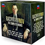 Rachmaninov: The Complete Works (32 CD)
