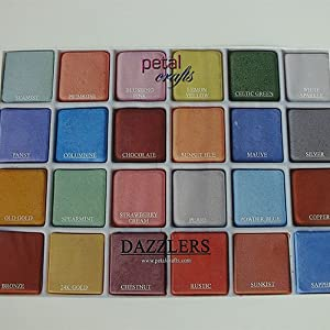 petal dust palette