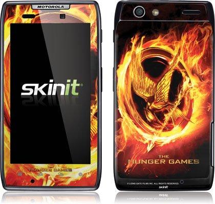 Skinit The Hunger Games Logo Vinyl Skin for Motorola Droid RAZR
