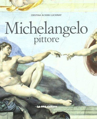 michelangelo-pittore