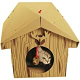 Suck Uk Cat Play house - Cabin